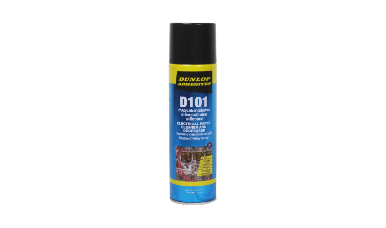 Electrical Parts Cleaner & Degreaser D101