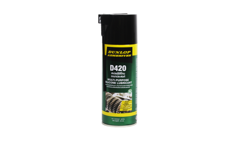 Multi-Purpose Silicone Lubricant D420