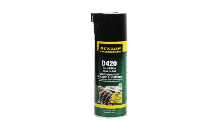 Multi-Purpose Silicone Lubricant D420