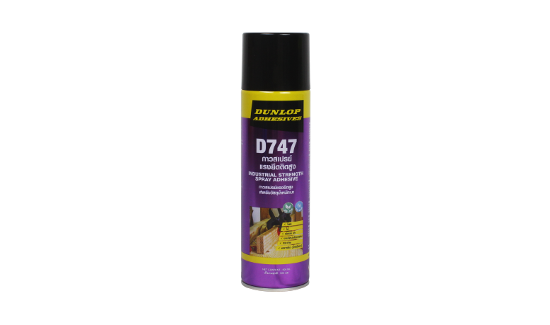 Industrial Strength Spray Adhesive D747