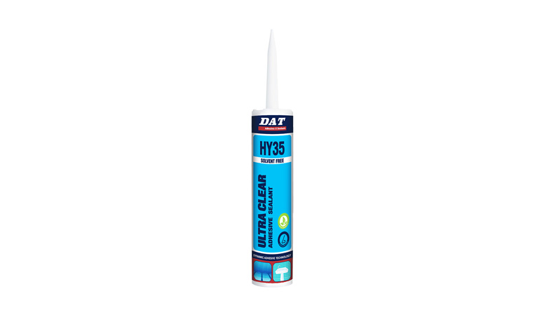 Ultra Clear Adhesive HY35