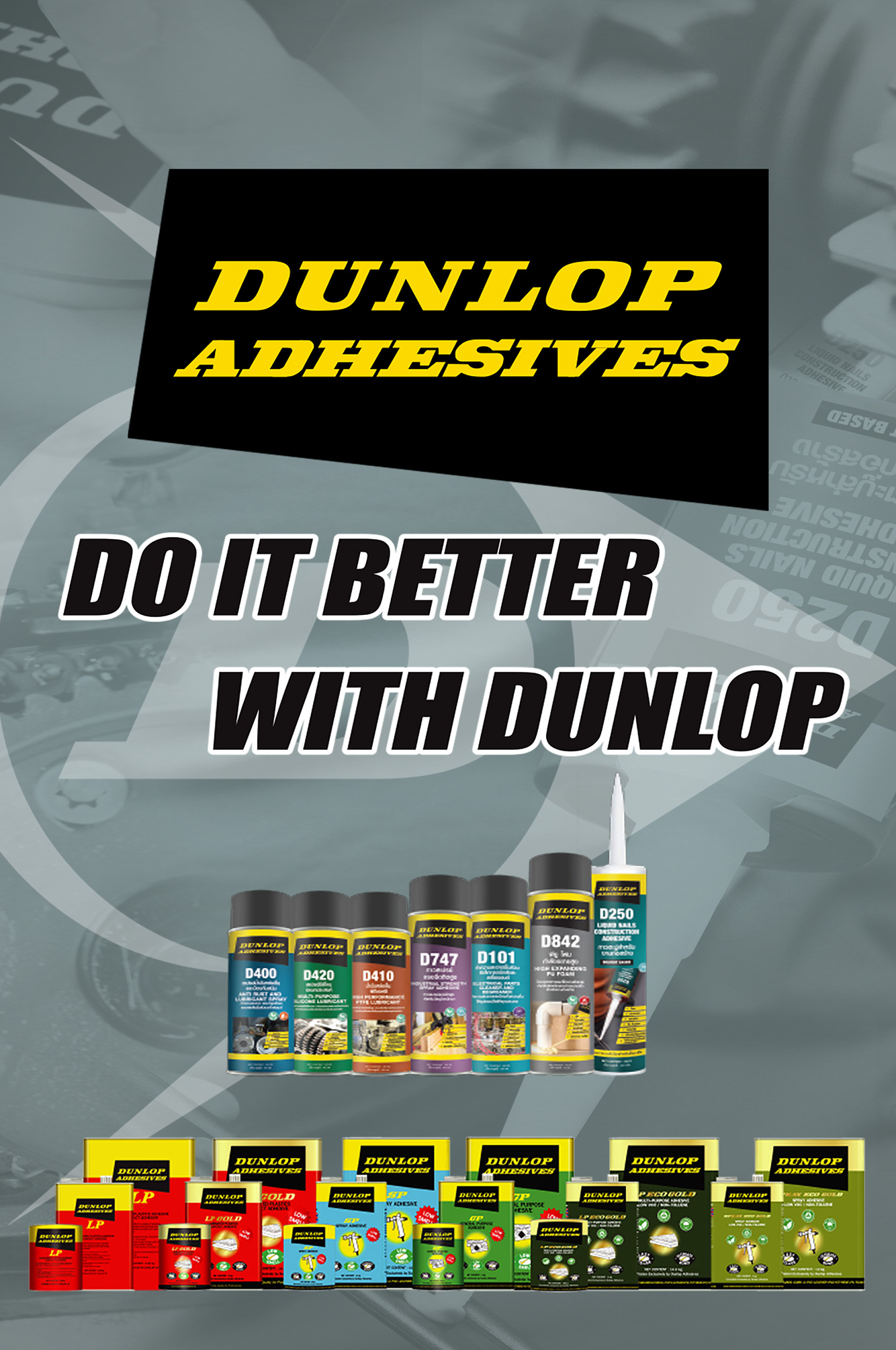 Dunlop Adhesives (Thailand) Limited -