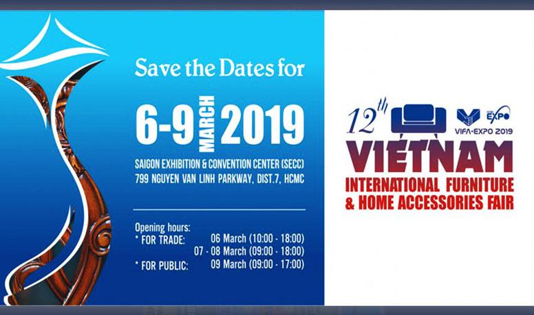 VIFA Expo 6-9 March 2019