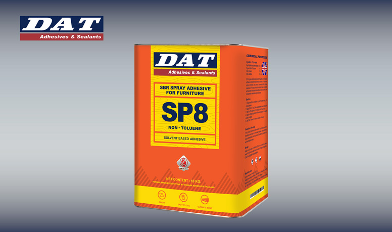 NEW: SBR Spray Adhesive